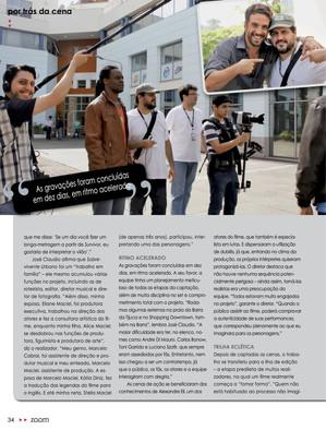 PRESSE - ZOOM VIDÉO MAGAZINE - Août 2014