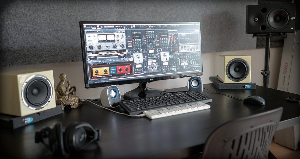 Mixage et Mastering en ligne professionnel - STUDIO NOBILIS - Dominique de Witte - Ingénieur du son freelance-  Gradignan (33170) - Nouvelle Aquitaine - FRANCE