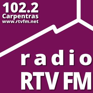 Artiste de la semaine sur RTV FM 102.2 à Carpentras