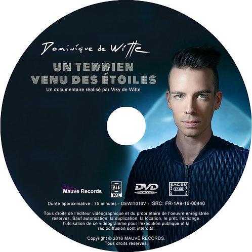 """DVD """"Un terrien venu des étoiles"""""""
