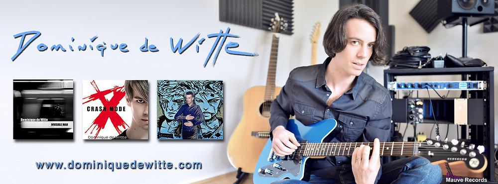 Dominique de Witte - STUDIO NOBILIS - Auteur, Compositeur, Interprète, Producteur, Ingénieur du son et Éditeur