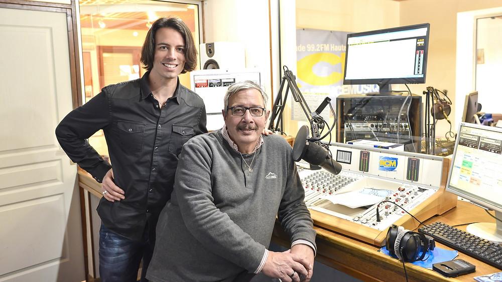 Dominique de Witte et Claude Beranger - INTERVIEW du 12 février 2018 - RCM RADIO - Cercoux - FRANCE