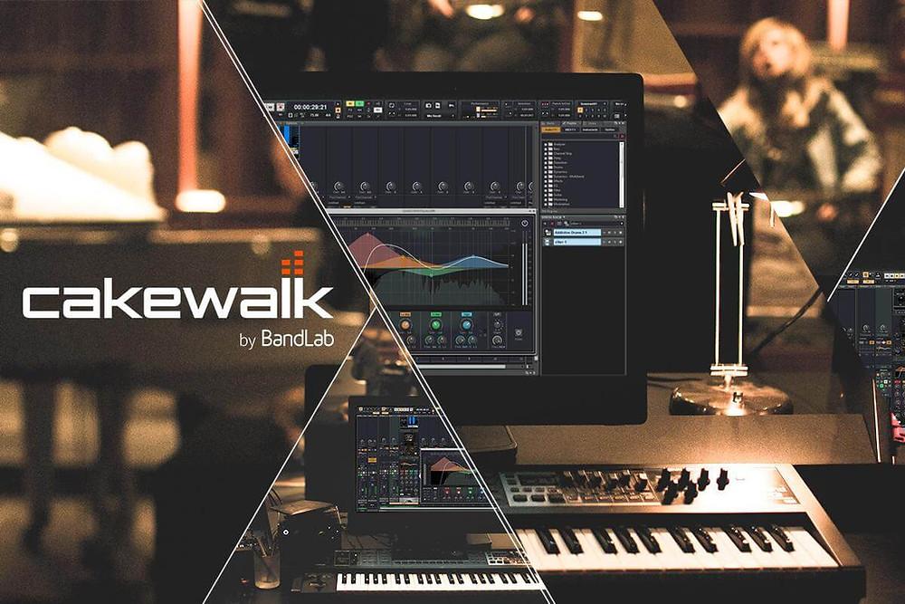 Cakewalk by Bandlab - Logiciel de MAO gratuit et professionnel - STUDIO NOBILIS - Dominique de Witte - Ingénieur du son freelance à Gradignan 33170