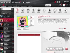 """Mon single """"CHARME"""" est disponible pour les radios sur MUZICENTER avec l'opération #Sc"""