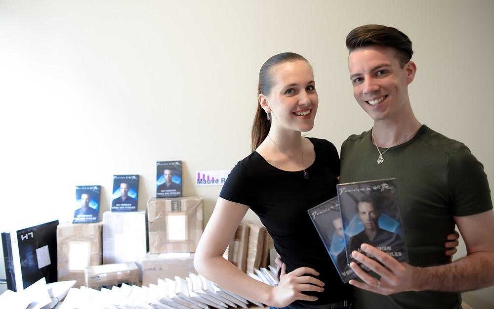 Viky de Witte et Dominique de Witte - UN TERRIEN VENU DES ETOILES - DVD documentaire