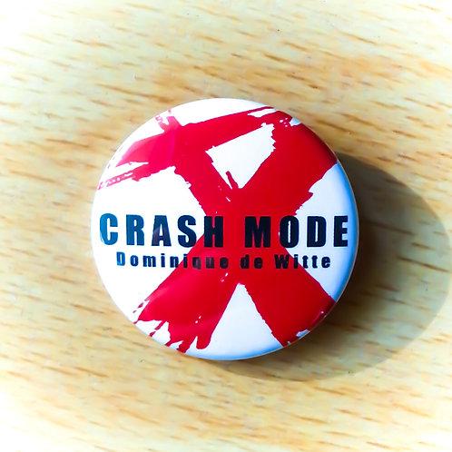 "Badge ""Crash Mode"""