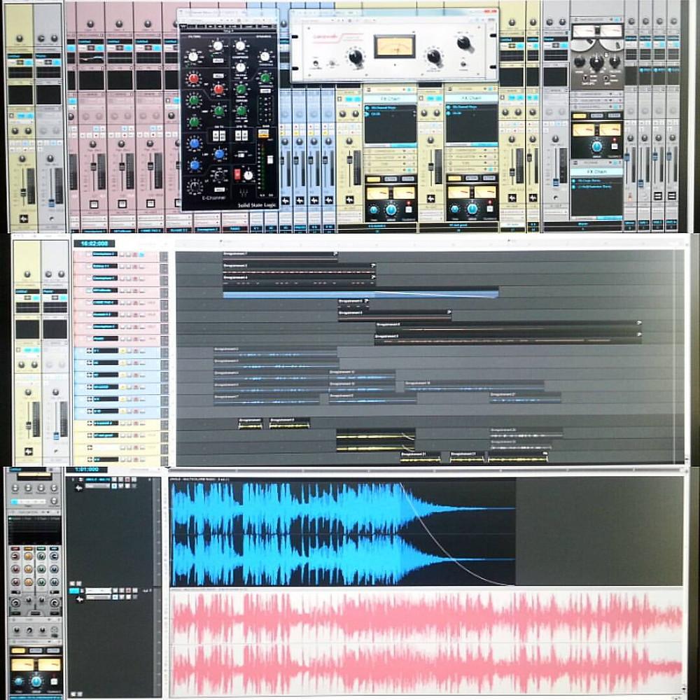 JINGLES pour MULTICOLORE RADIO - Dominique de Witte - STUDIO NOBILIS