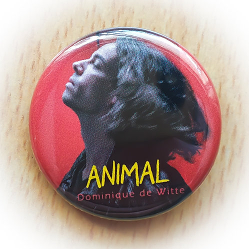 "Badge ""Animal"" - 1"