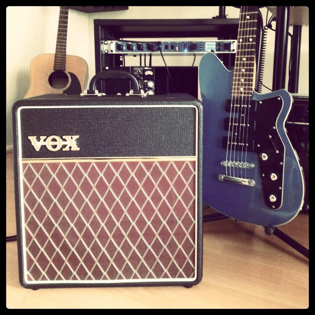 VOX et guitares - STUDIO NOBILIS