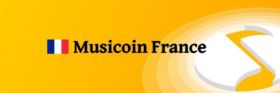 Dominique de Witte - Ambassadeur - MUSICOIN FRANCE - BLOCKCHAIN - $MUSIC - Crypto Monnaie