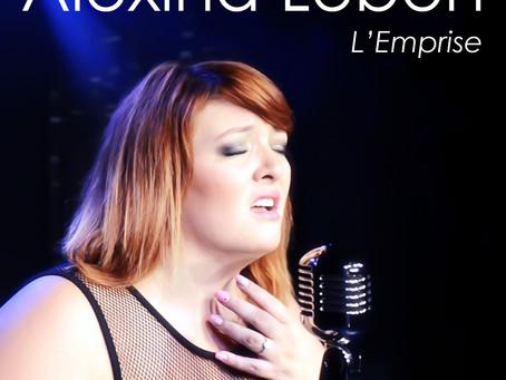 """Alexina Lebon - """"L'EMPRISE"""" - Single"""