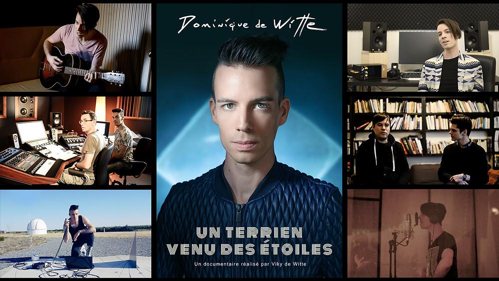 Dominique de Witte - Un terrien venu des étoiles - Documentaire musical - 23 mai 2016 - Youtube