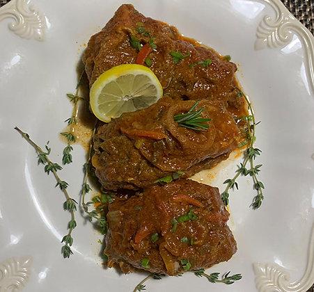 Sasu Stew Fish