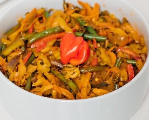 Sasu Vegetable Medley