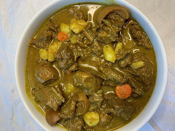 Sasu Curry Goat