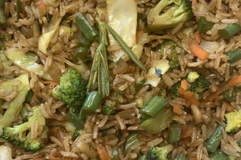 Veggie Fry Rice
