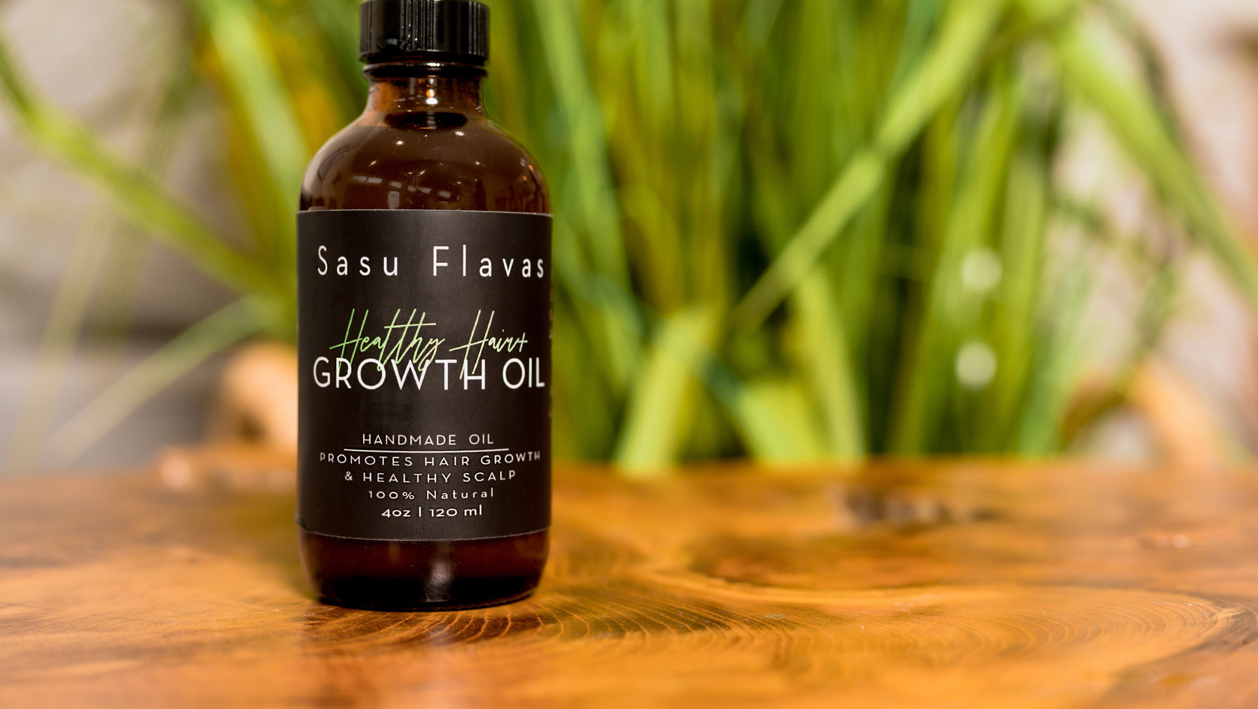 Sasu Flavas Hair Oil