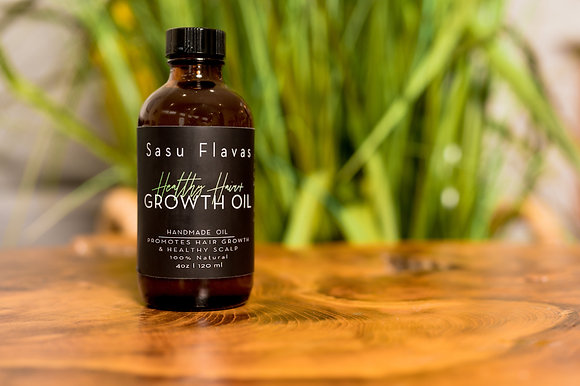 Sasu Flavas Natural Hair Oil