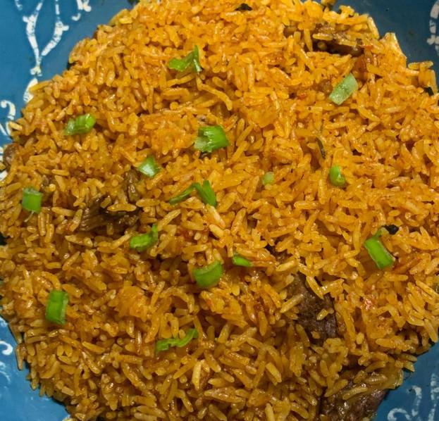 Ghana Joluf Rice