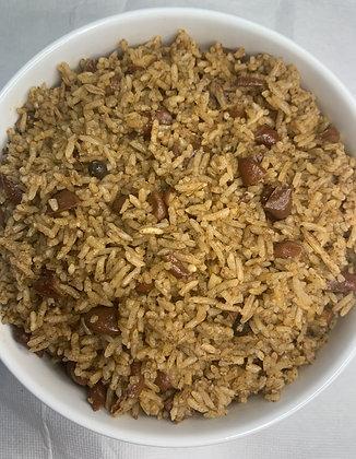 Sasu Rice & Red Beans