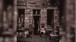 the Titanic travel agent Sketch comedy funny lol jokes humor comedy Shawn Random Phonic Phoenix En