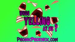 Whos yelling at Me  Sketch comedy funny lol jokes humor comedy Shawn Random Phonic Phoenix