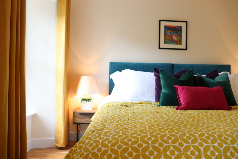 "Holiday Cottage ""Summer Bedroom"" 1"