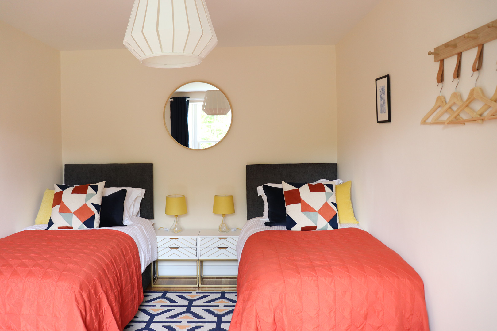 "Holiday Cottage ""Autumn Bedroom"" 1"