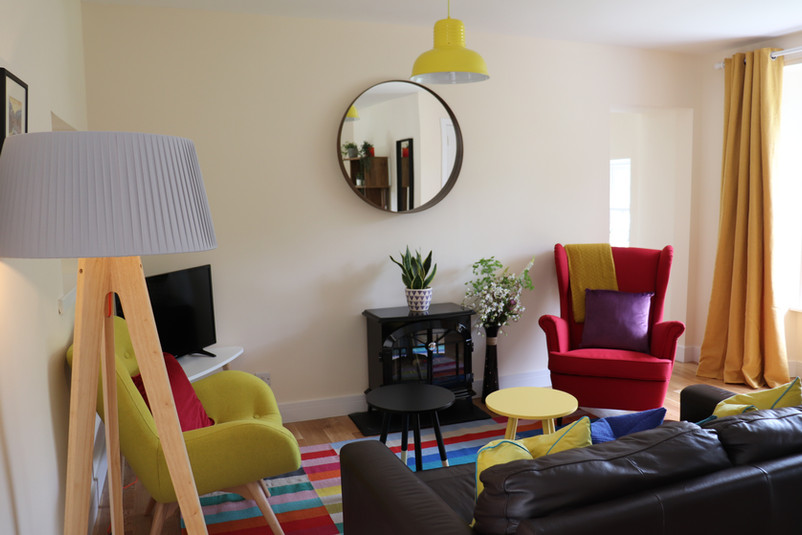 Holiday Cottage Living Room 3
