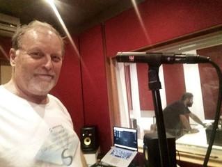 Recording for O2 FILMES -