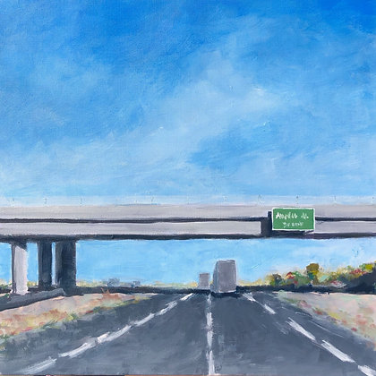 I-5 Antelope Valley, CA