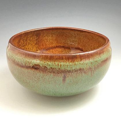 Brown & Green Bowl