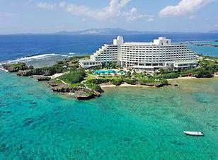 ANA InterContinental Manza Beach Resort.