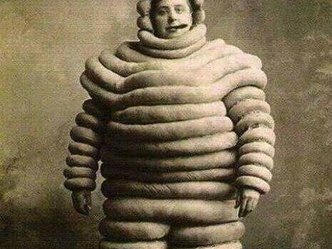 Labas mama, labas tėti, noriu Michelin turėti