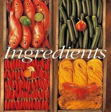 Ingredients by Loukie Verle