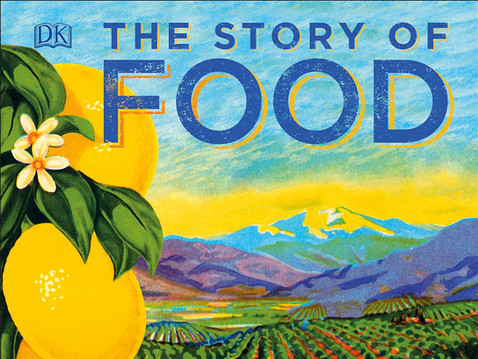 The Story of Food by Giles Coren