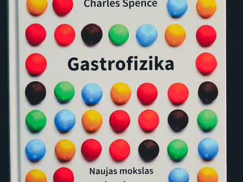 Charles Spence - Gastrofizika