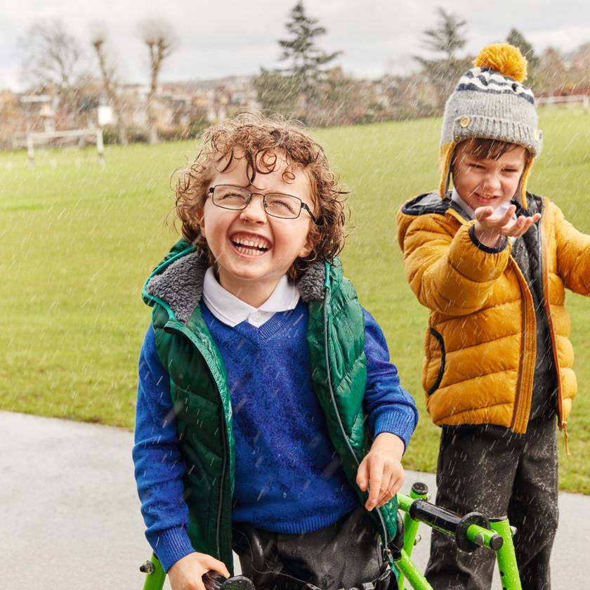 Teddy B Child Model Wheelchair Walking Frame Cerebral Palsy