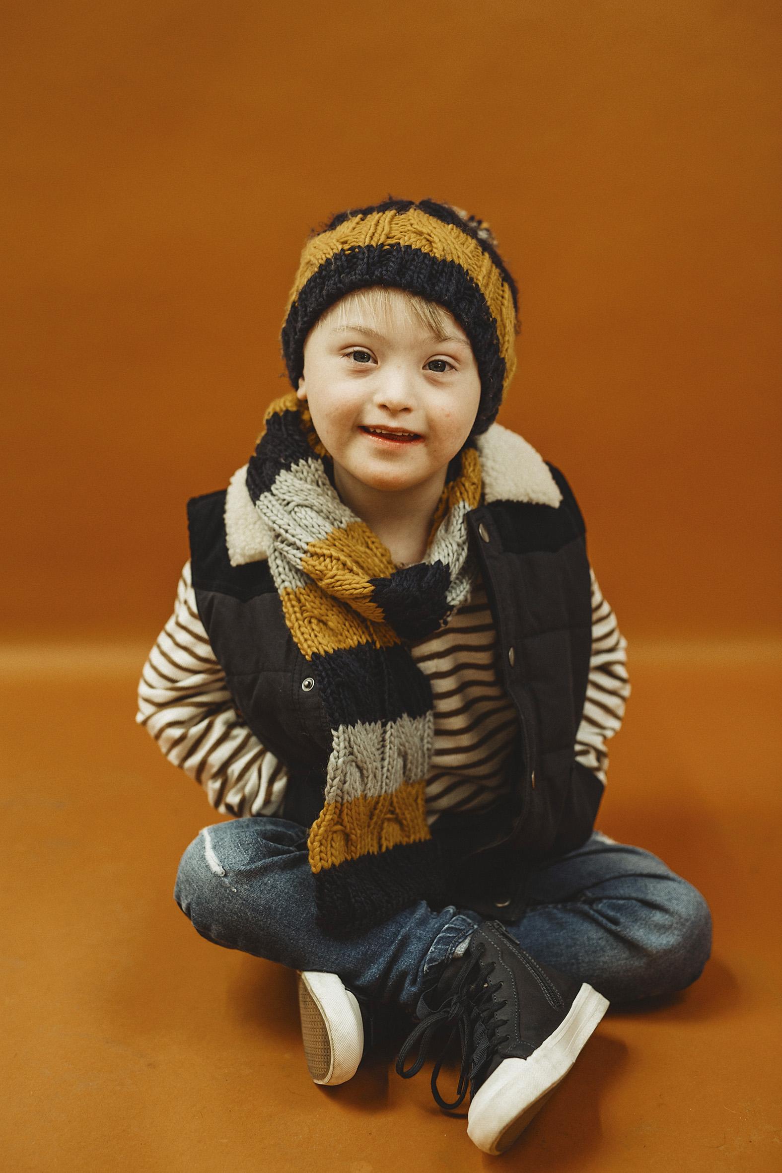 Frankie, Down Syndrome, Zebedee Manageme