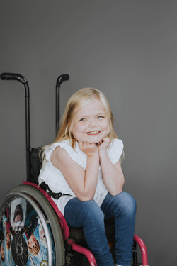 Ella, Congenital Nephrotic Syndrome, Zeb