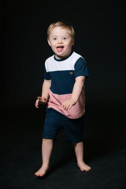 Albie J, Down Syndrome, Zebedee Manageme