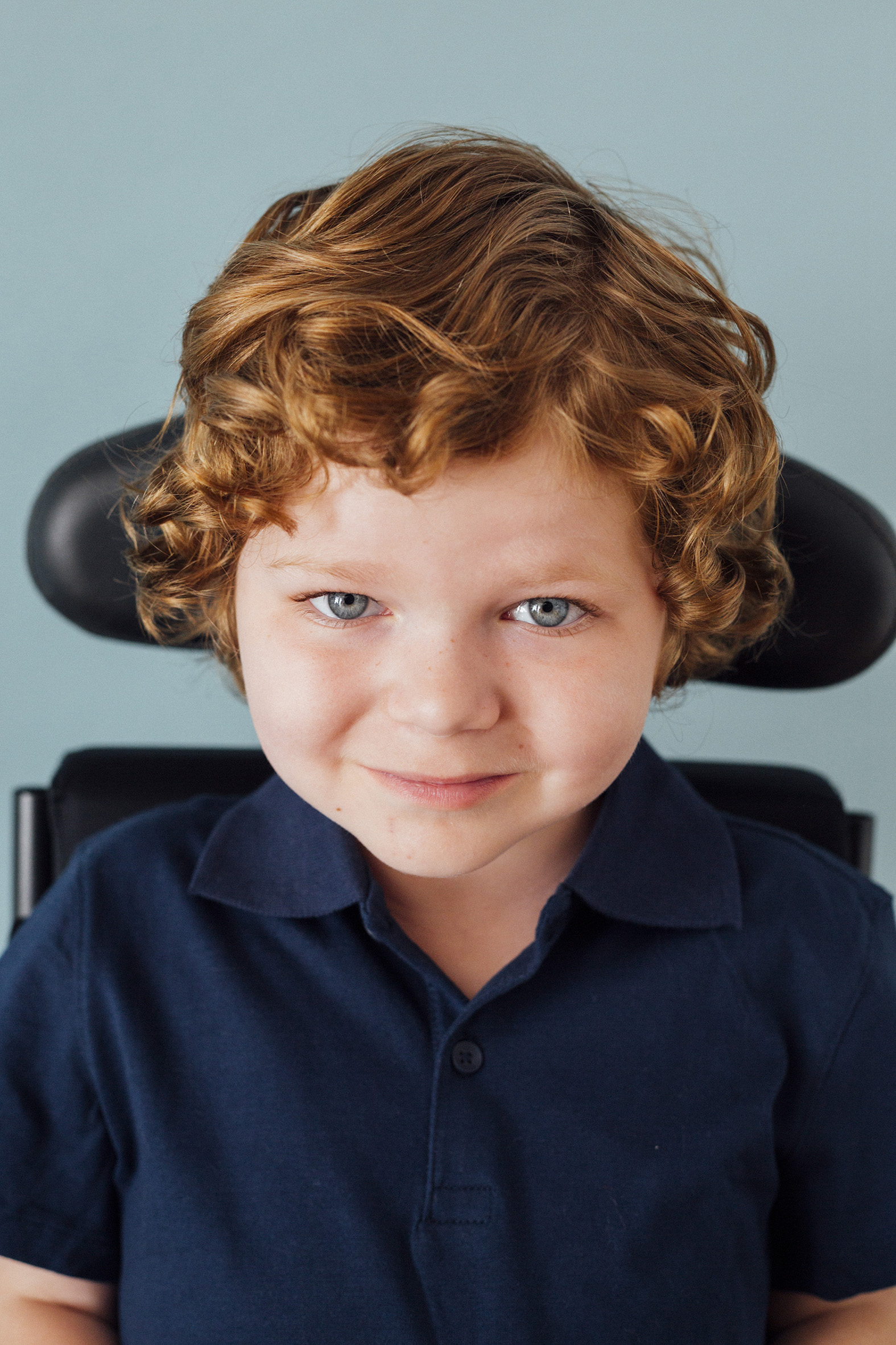 Stanley, Congenital Muscular Dystrophy, Zebedee Management, disabled, model agency, disability, boy