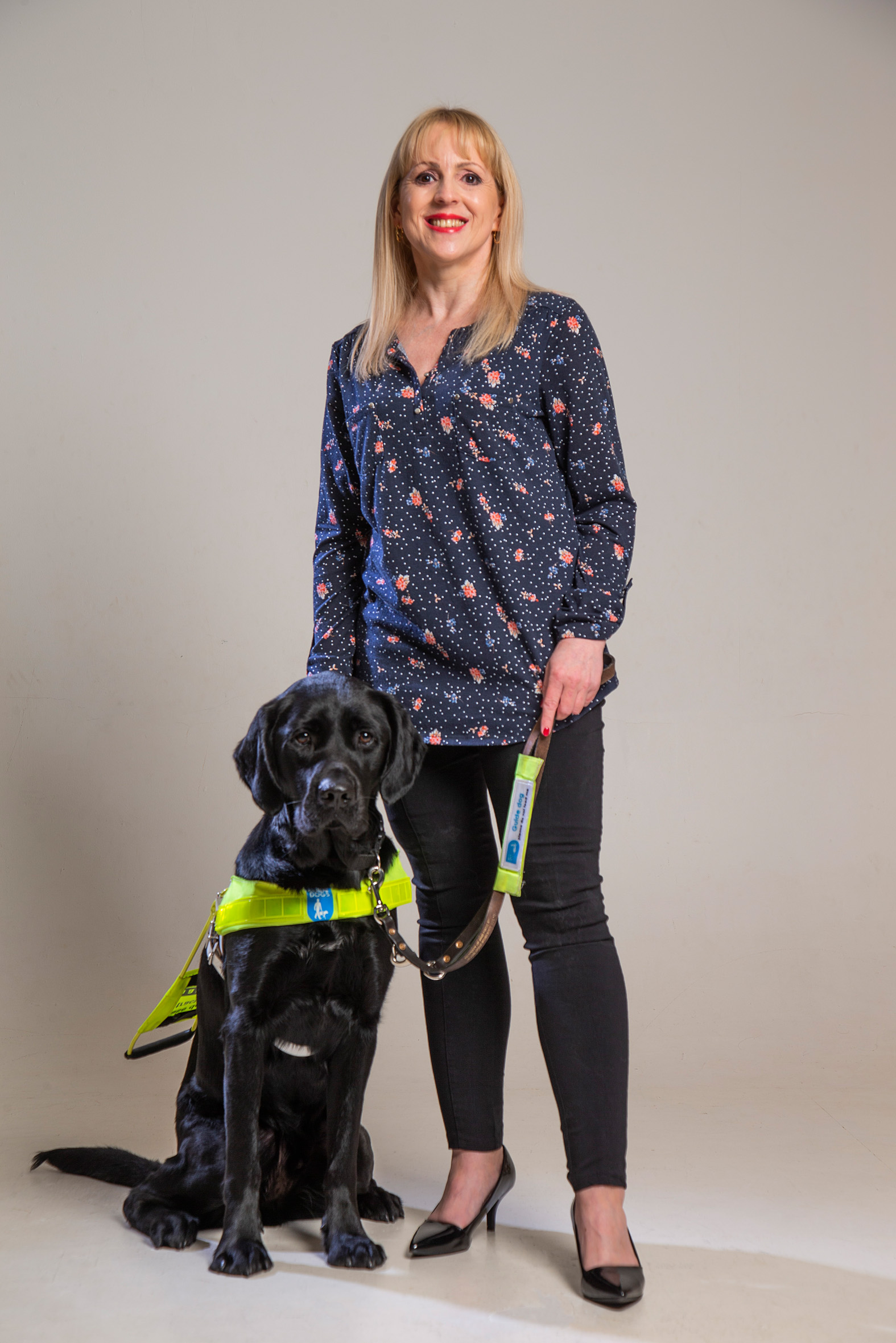 Lisa, Registered Blind, Zebedee Manageme