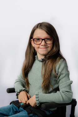 Belle-Beau, Zebedee Management, disabled, model agency, disability, Girl (4)