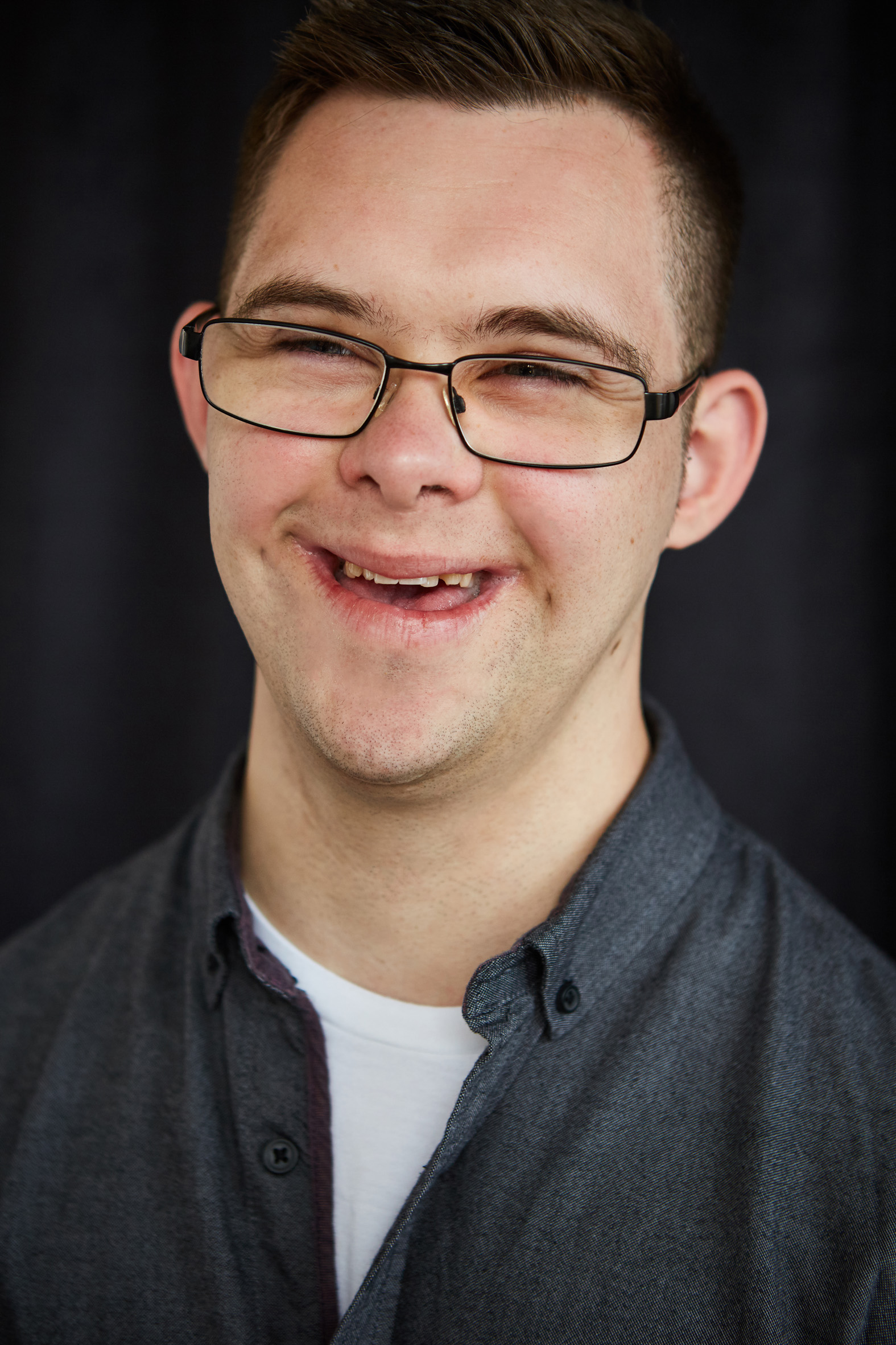 Sam, Down Syndrome, Zebedee Management,