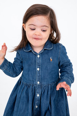 Poppy, Down Syndrome, Zebedee Management, disabled, model agency, disability, baby (7)