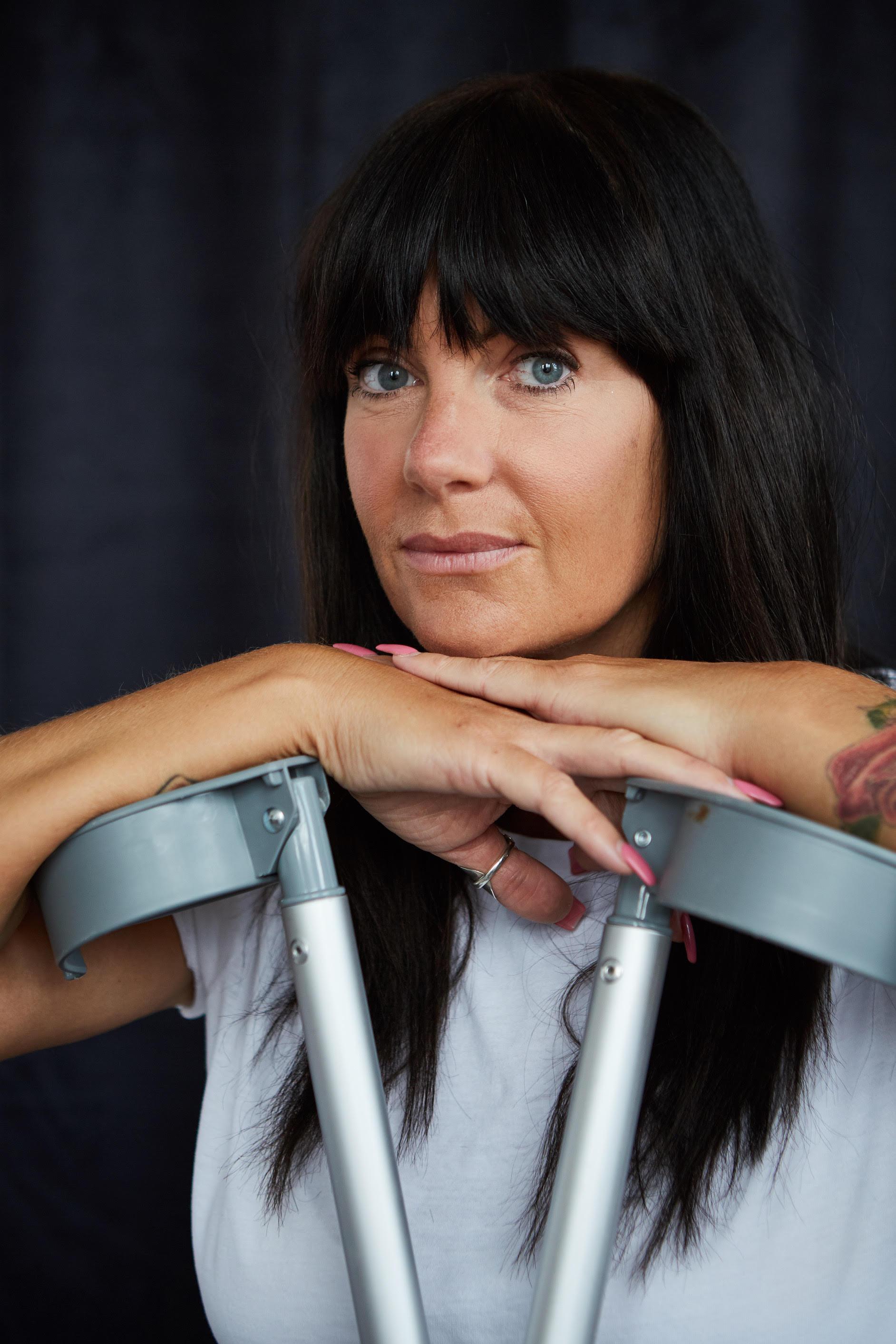 Cate, Wheelchair User, Zebedee Managemen