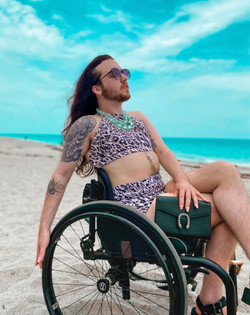 Julian, Zebedee Management, disabled, model agency, disability, differences, Man (59)