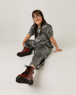 Maya, Zebedee Management, disabled, model agency, disability (5)
