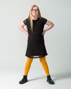 Amelie, Zebedee Management, disabled, model agency, disability, Girl (1)